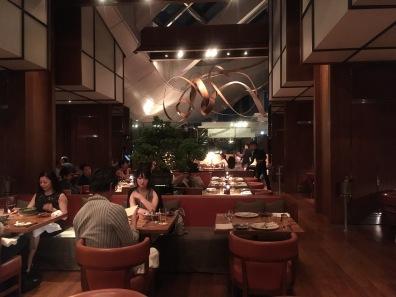 Andaz Tavern Tokyo interior 2
