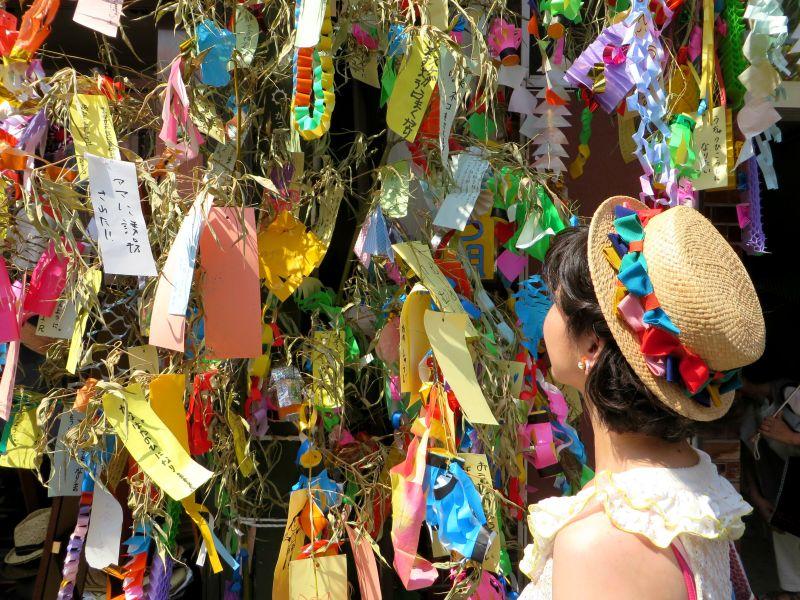Kappabashi Shitamachi Tanabata Matsuri 11