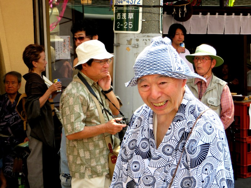 Kappabashi Shitamachi Tanabata Matsuri 13