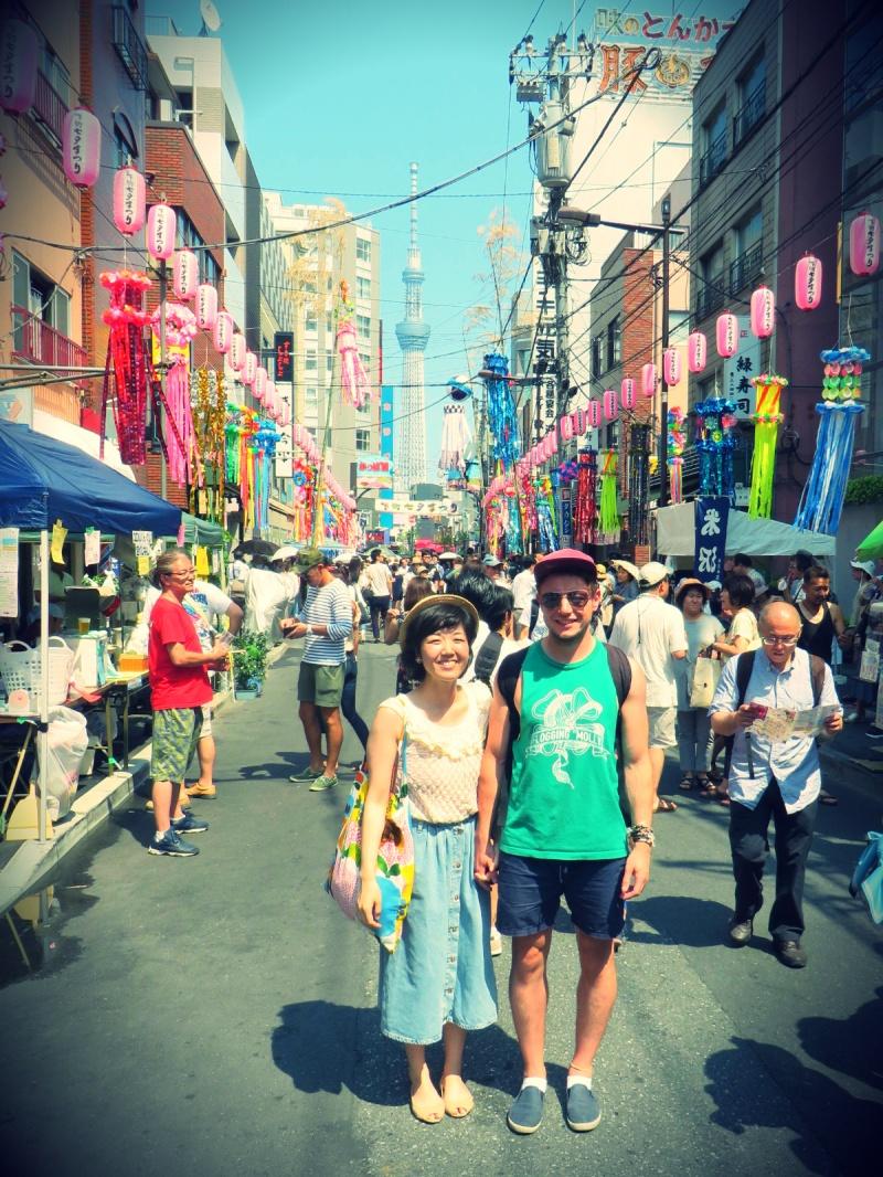 Kappabashi Shitamachi Tanabata Matsuri 15