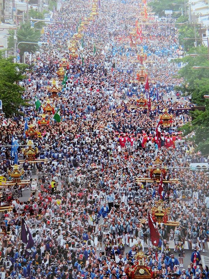 Grand Festival of Tomioka Hachiman-gu Shrine