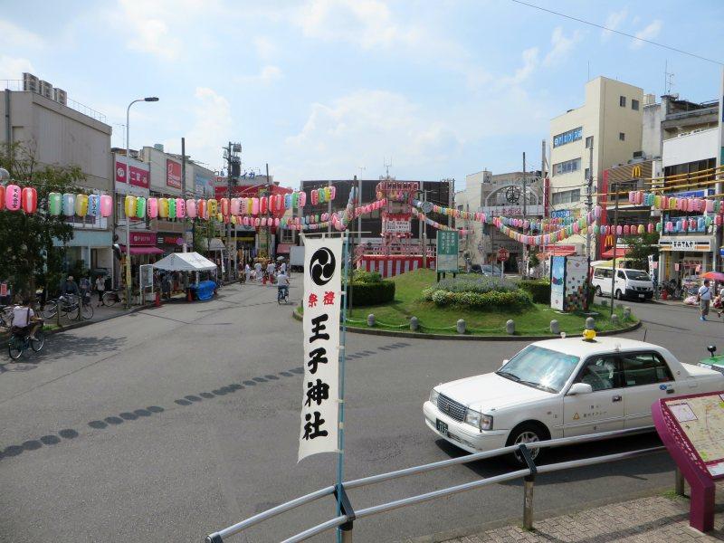 Jujo Tokyo street