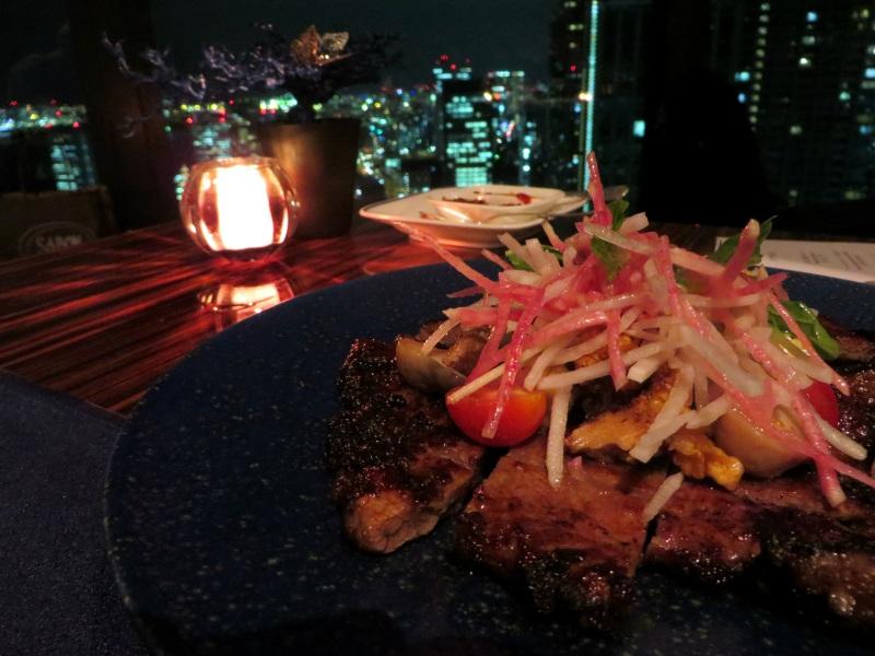 China Blue at Conrad Tokyo 9