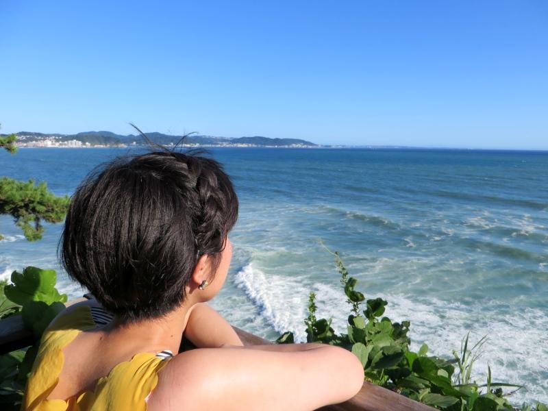 Enoden Kamakura Sea