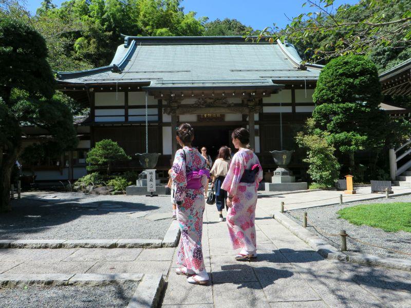 Hokokuji Bamboo Kamakura 15