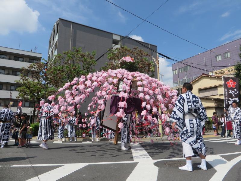 Yabo Tenmangu Grand Festival 2017 10