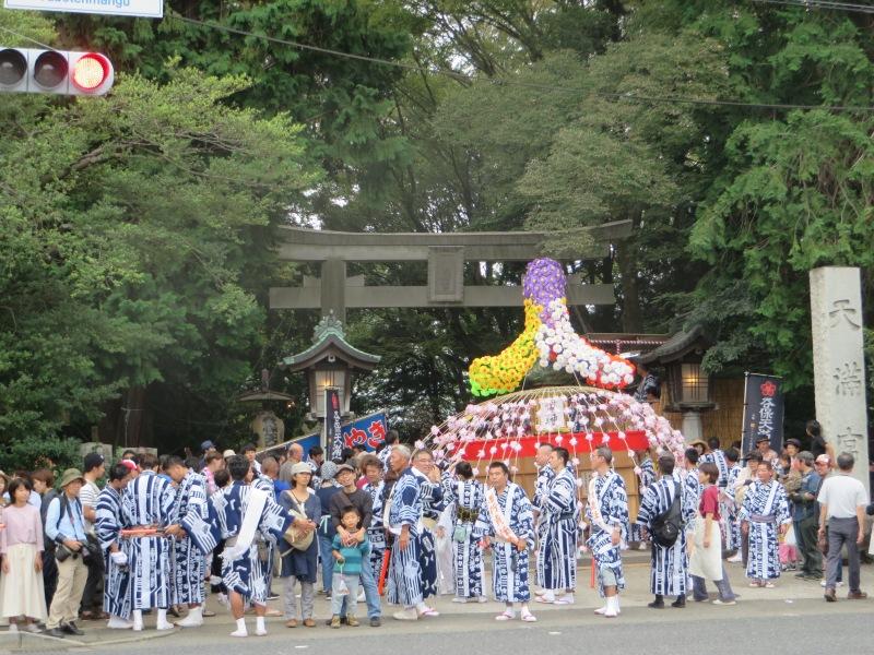 Yabo Tenmangu Grand Festival 2017 14