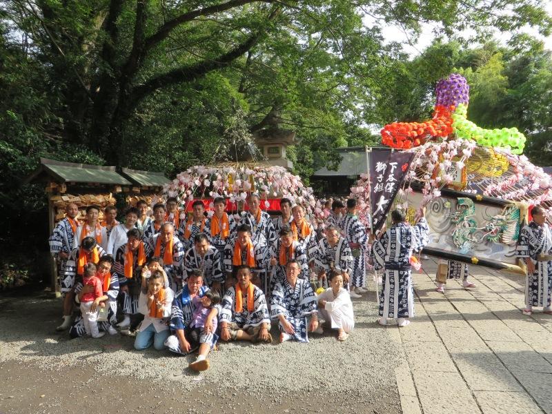 Yabo Tenmangu Grand Festival 2017 22