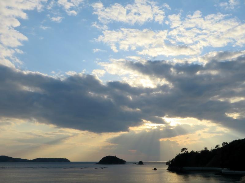 Miyagi sunset