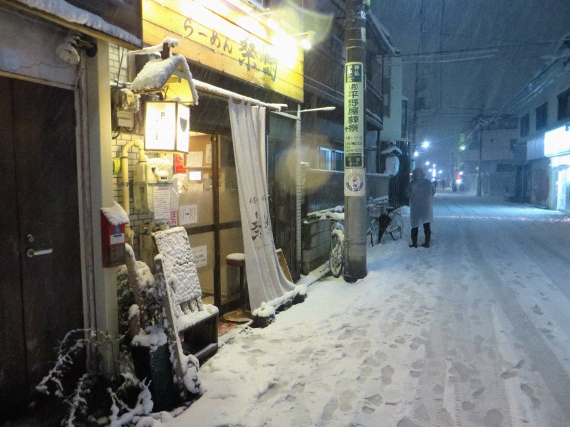6 SNOW TOKYO 2018