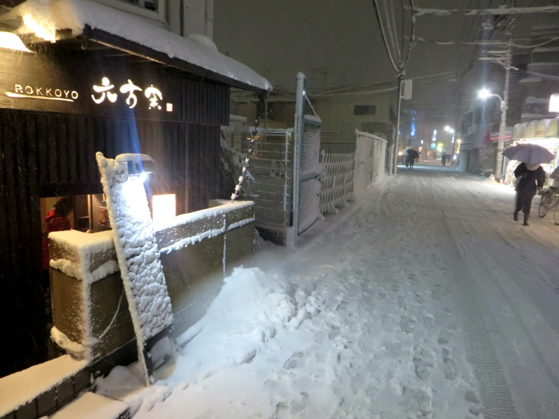 7 SNOW TOKYO 2018