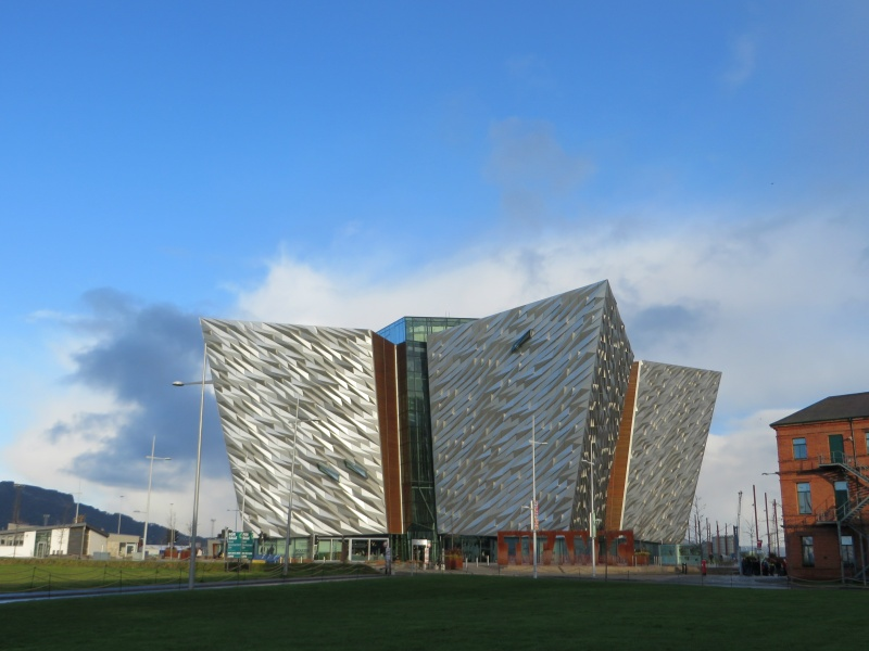 Titanic Belfast Northern Ireland 13