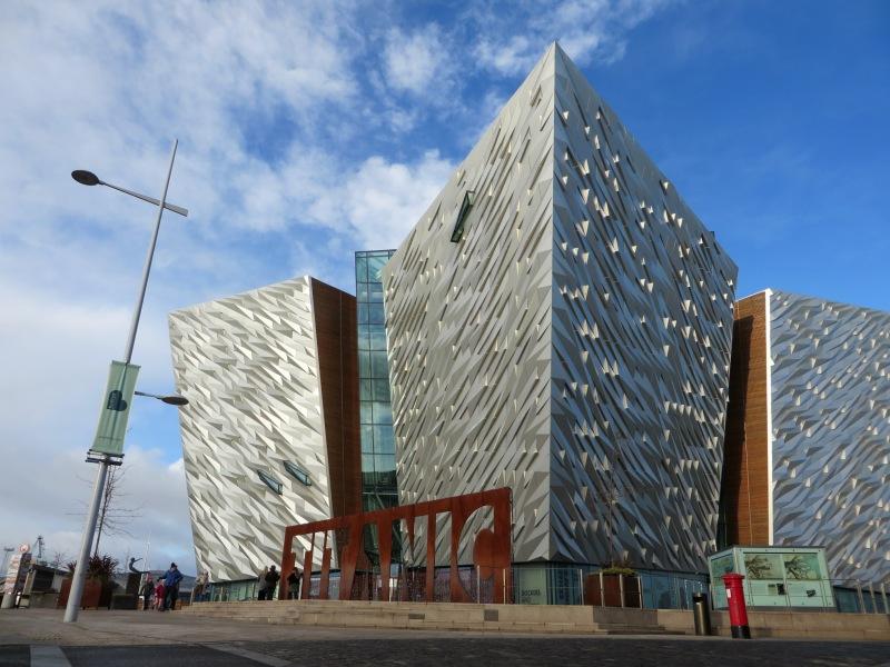 Titanic Belfast Northern Ireland 3