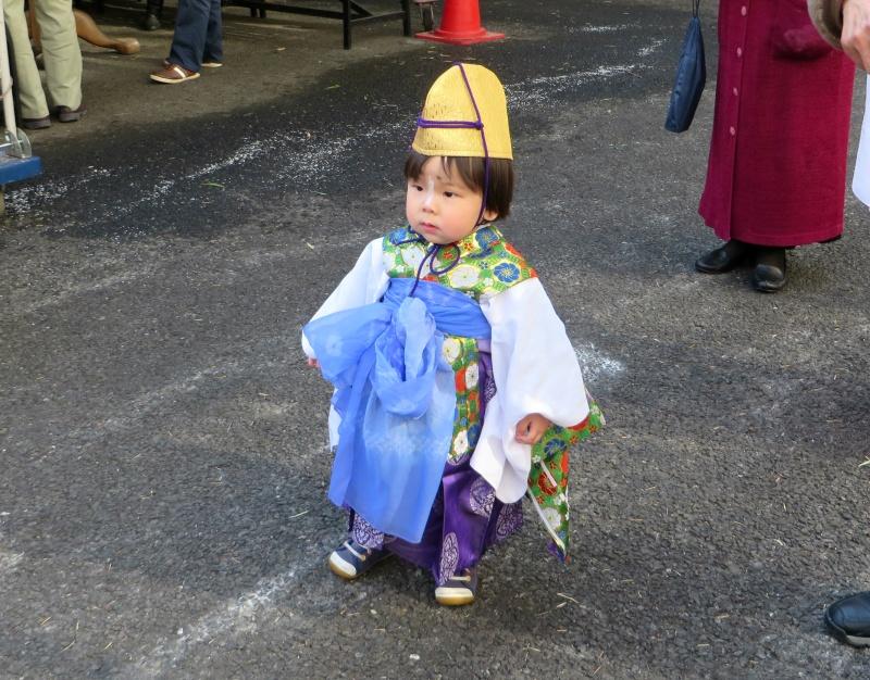 Chigosan Gyoretsu Parade Takahatafudo Kongo-ji 11