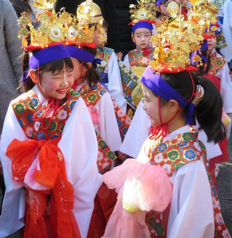 Chigosan Gyoretsu Parade Takahatafudo Kongo-ji 6