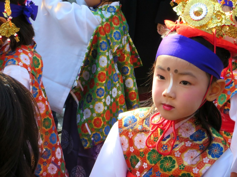 Chigosan Gyoretsu Parade Takahatafudo Kongo-ji 7