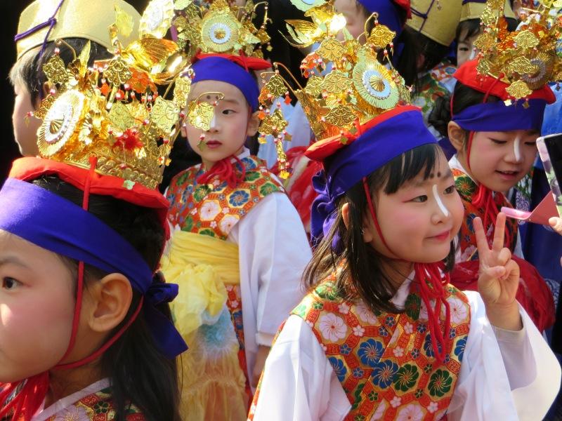 Chigosan Gyoretsu Parade Takahatafudo Kongo-ji 9