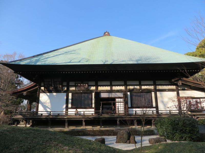 Kuhonbutsu Joshinji Temple, Tokyo 2