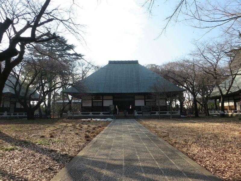 Kuhonbutsu Joshinji Temple, Tokyo 3