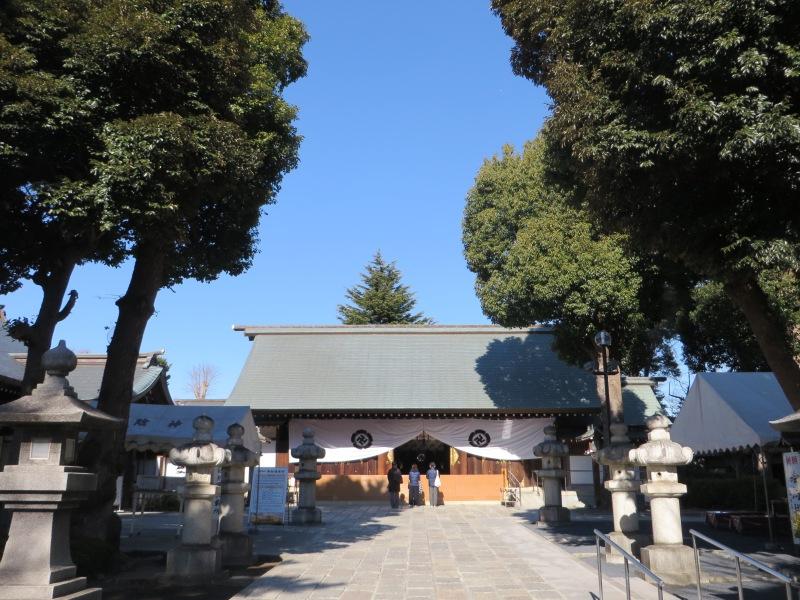 Shoin Jinja-mae 7