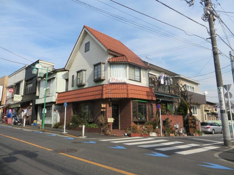 Todoroki Tokyo street