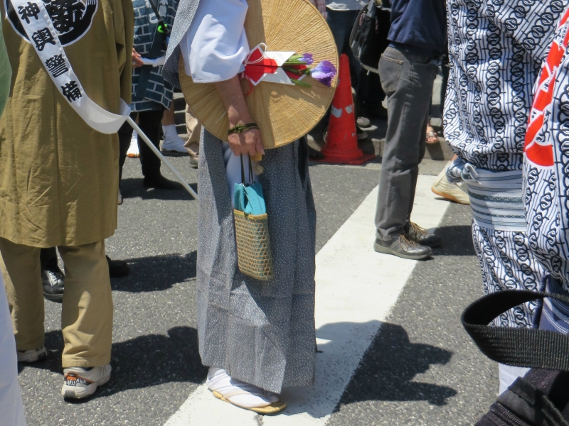 Karasumori Inari Shrine Grand Festival 2018 3