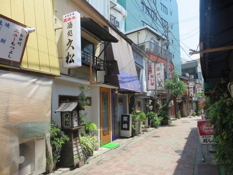 Monzen Nakacho Tokyo 1