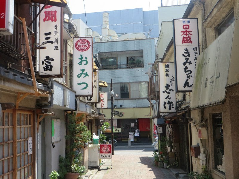 Monzen Nakacho Tokyo 5