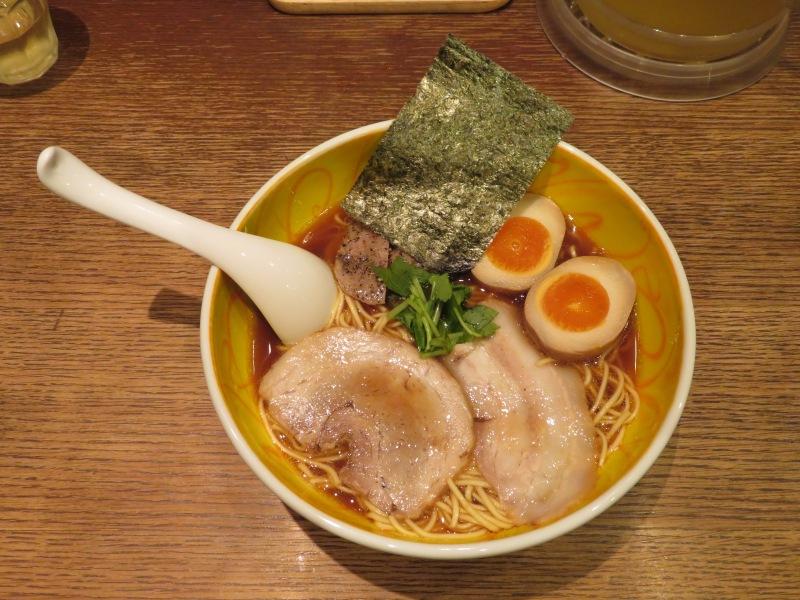 Shoyu Ramen Tokyo