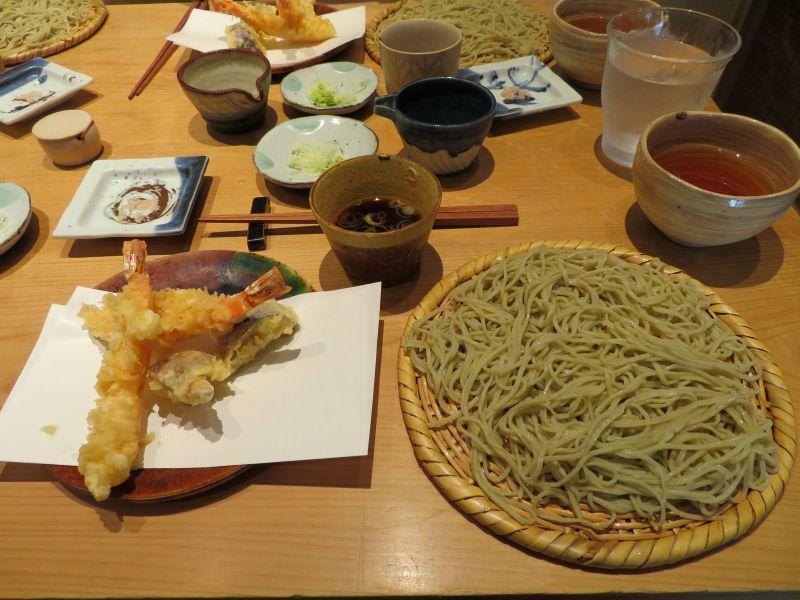 tempura soba tokyo
