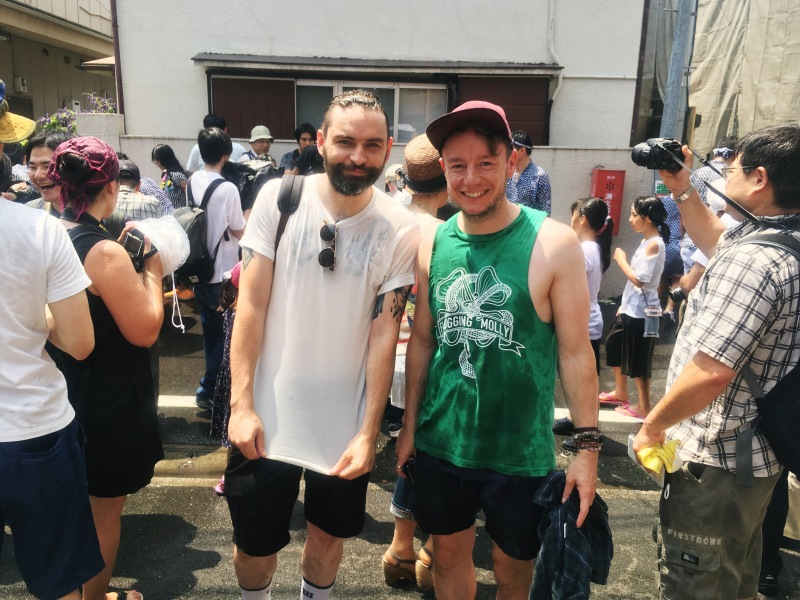 Water Festival Tokyo Japan