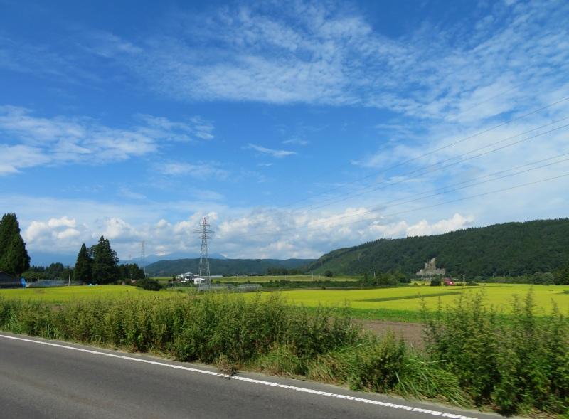 Aomori fields Hachinohe to Lake Towada