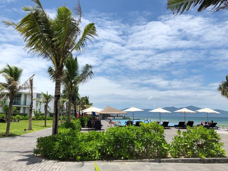 Melia Danang Vietnam resort