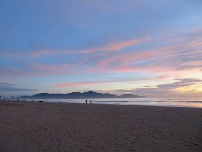 Melia Danang Vietnam sunrise 2