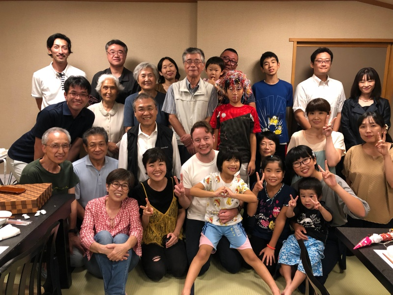 My Japanese family