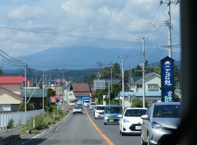On the way to Lake Towada Aomori
