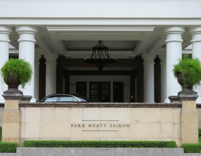 Park Hyatt Saigon Vietnam
