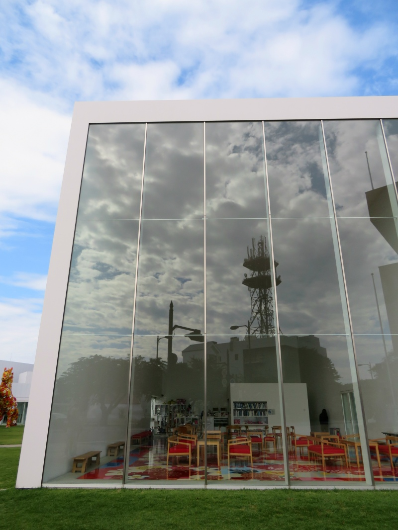 Towada Art center Aomori