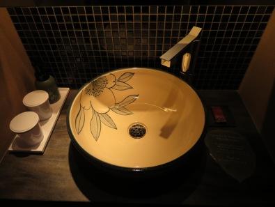 Hotel Ethnography Gion Furumonzen bathroom