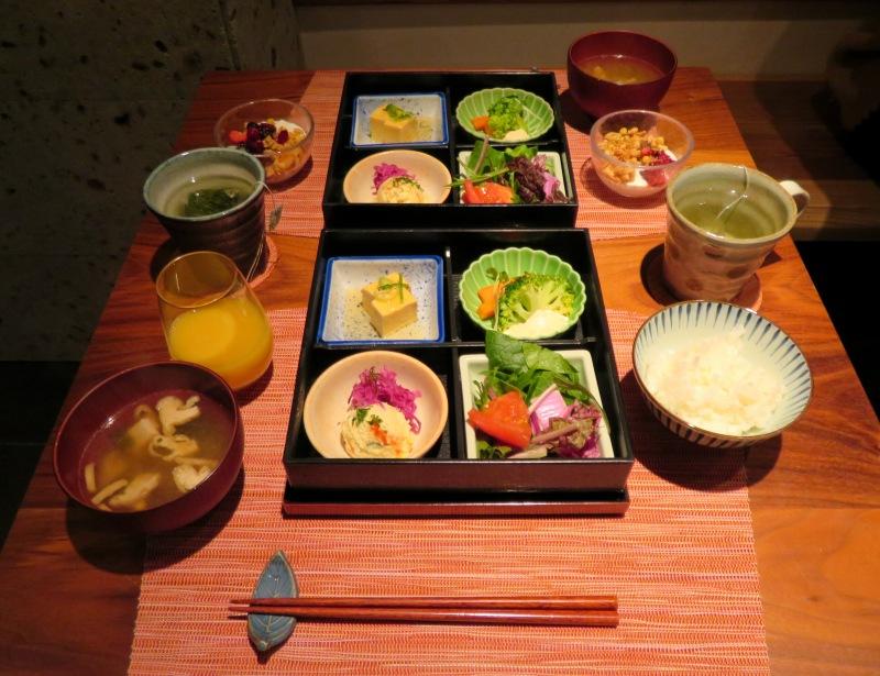 Hotel Ethnography Gion Furumonzen breakfast