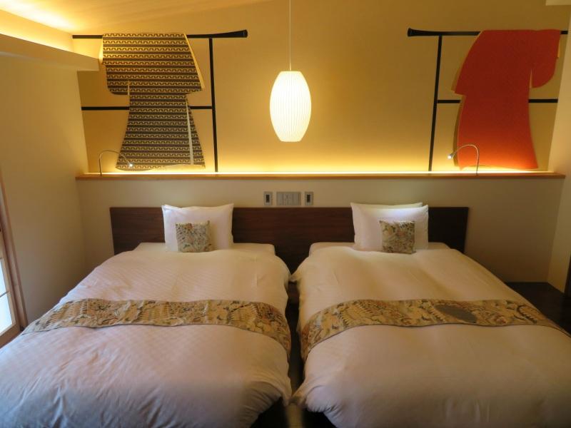 Hotel Ethnography Kikoku No Mori room
