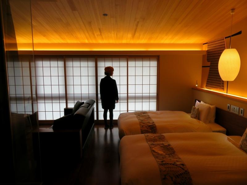 Hotel Ethnography Kikoku no Mori, Kyoto