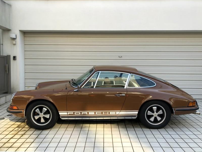 Classic 911 Tokyo