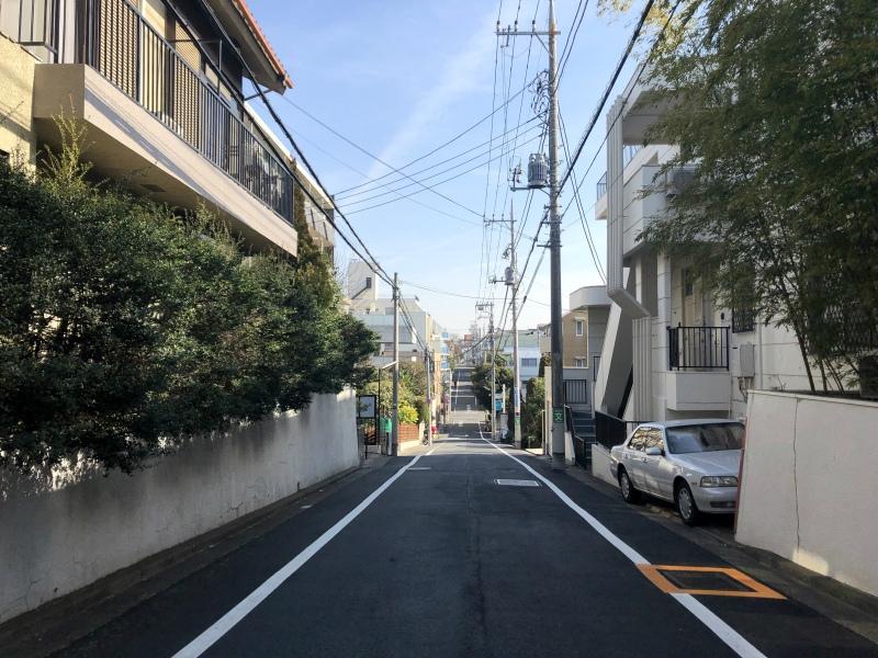Clean street Tokyo
