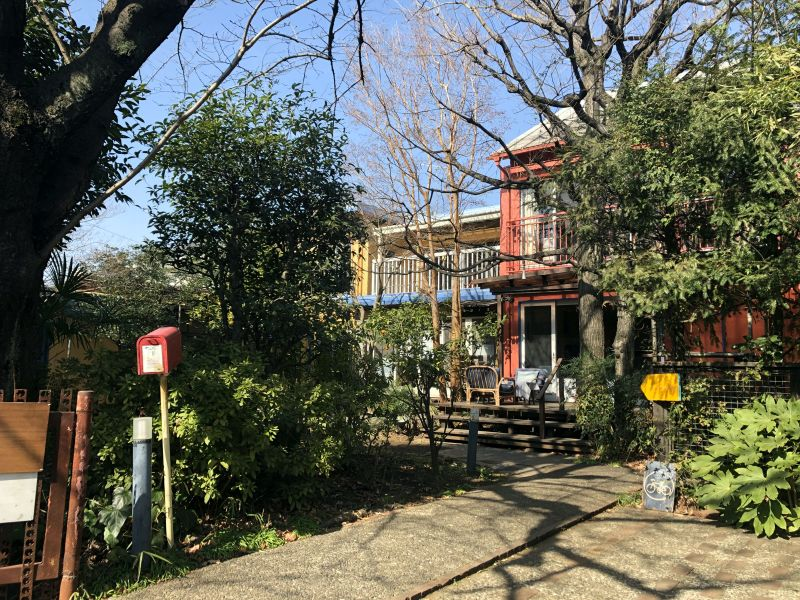 Quirky cafe Tokyo
