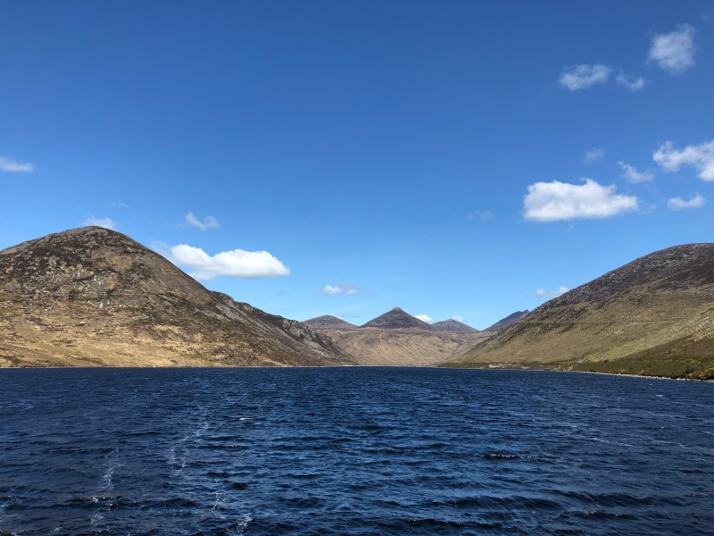 Silent Valley reservoir NI