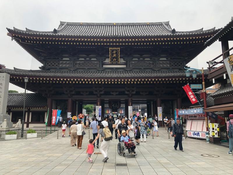 Kawasaki Daishi Temple 3