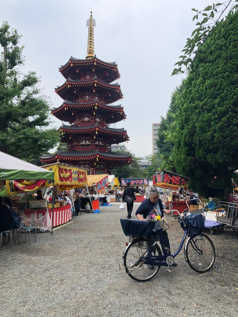 Kawasaki Daishi Temple 5
