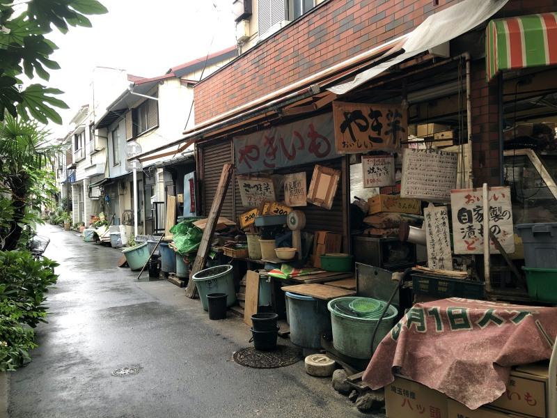 Minowabashi Tokyo Japan 8