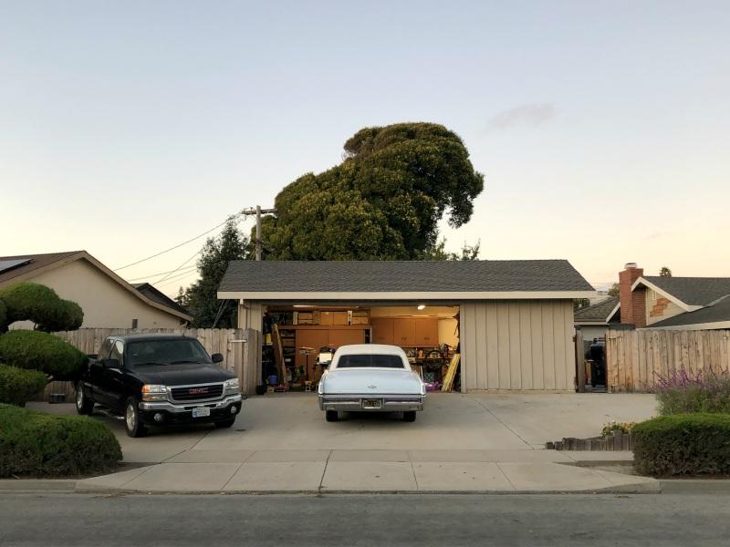 Amrica dream, surban house